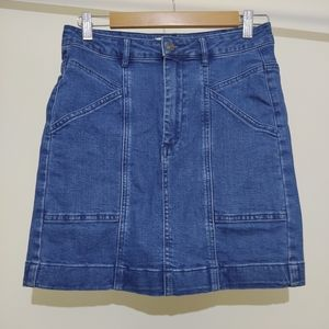 Country Road size 8 Denim skirt